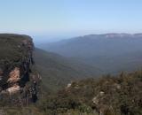 National park Blue Mountains