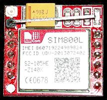 SIM800L – Vladimír Šeděnka